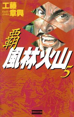 覇 風林火山 5-電子書籍