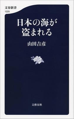 日本の海が盗まれる-電子書籍