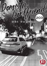 Domestic Girlfriend Chapter 203