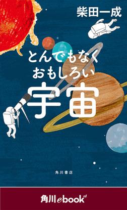 とんでもなくおもしろい宇宙 (角川ebook nf)-電子書籍
