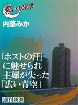 「ホストの汗」に魅せられ主婦が失った「広い青空」-電子書籍