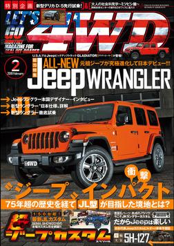 LET'S GO 4WD【レッツゴー4WD】2019年02月号-電子書籍