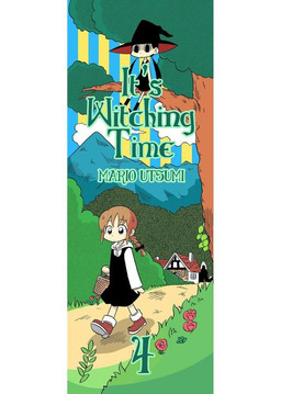 It's Witching Time!, Chapter 4