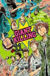 Giant Killing Volume 11