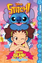 Disney Manga: Stitch! Izayoi Island!
