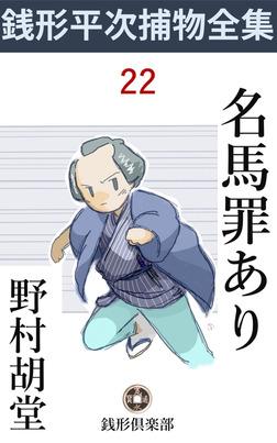 名馬罪あり-電子書籍