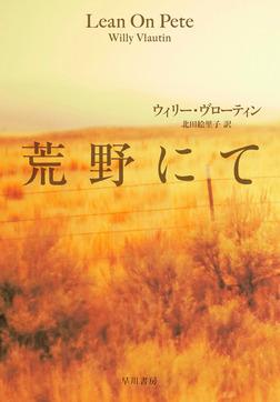 荒野にて-電子書籍