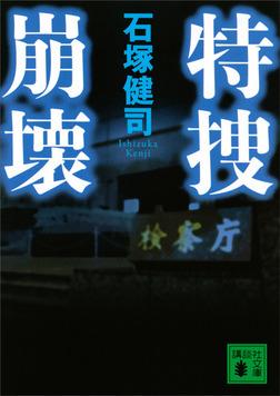 特捜崩壊-電子書籍