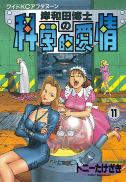 岸和田博士の科学的愛情(11)-電子書籍