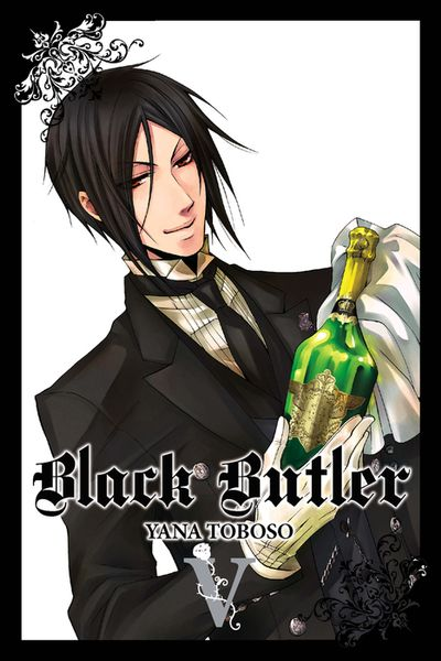 Black Butler, Vol. 5