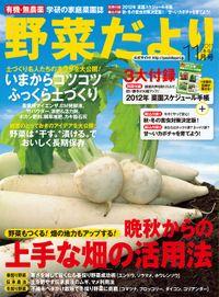 野菜だより2011年11月号