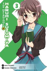 The Melancholy of Haruhi Suzumiya, Vol. 3