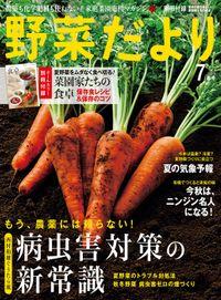 野菜だより2015年7月号
