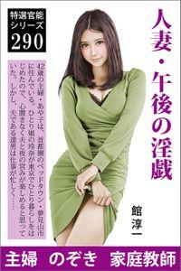 人妻・午後の淫戯(特選小説)