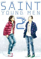 Saint Young Men 2