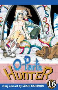 O-Parts Hunter, Vol. 16