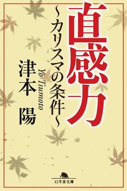 直感力 ~カリスマの条件~-電子書籍