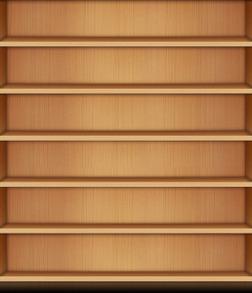【36冊収納】木目調きせかえ本棚-電子書籍