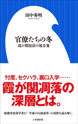 官僚たちの冬 ~霞が関復活の処方箋~(小学館新書)-電子書籍