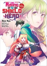 The Rising of the Shield Hero Volume 11: The Manga Companion