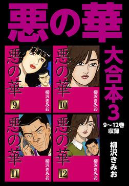 悪の華 大合本3 9~12巻収録-電子書籍