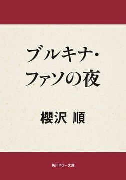 ブルキナ・ファソの夜-電子書籍