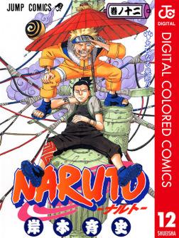 NARUTO―ナルト― カラー版 12-電子書籍