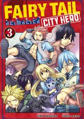 Fairy Tail: City Hero 3