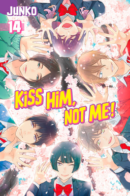 Kiss Him, Not Me 14
