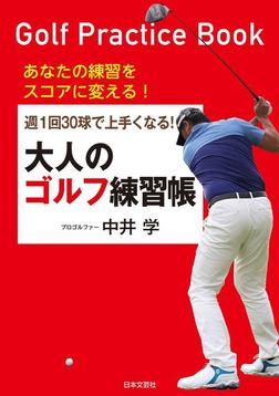 週1回30球で上手くなる! 大人のゴルフ練習帳-電子書籍