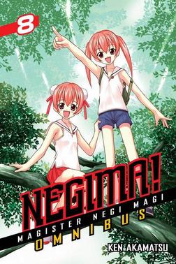 Negima! Omnibus Volume 22, 23, 24-電子書籍