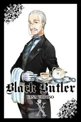 Black Butler, Vol. 10