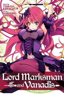Lord Marksman and Vanadis Vol. 7