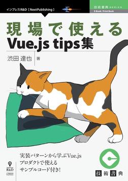 現場で使えるVue.js tips集-電子書籍