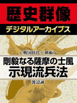 <戦国時代と剣術>剛毅なる薩摩の士風 示現流兵法-電子書籍