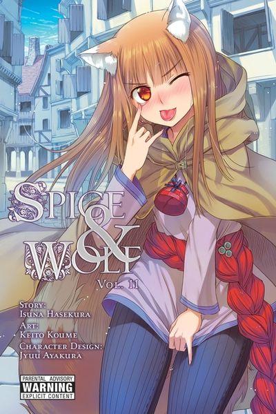 Spice and Wolf, Vol. 11 (manga)