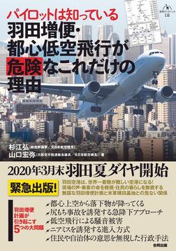 パイロットは知っている 羽田増便・都心低空飛行が危険なこれだけの理由-電子書籍