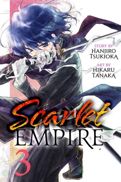 Scarlet Empire, Vol. 3