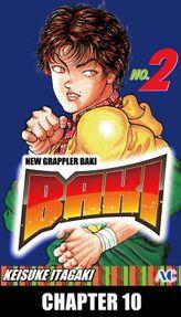 BAKI, Chapter 10