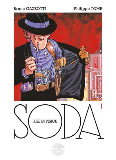Soda - Volume 1 - Kill in Peace