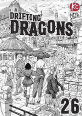 Drifting Dragons Chapter 26