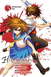 Higurashi When They Cry: Atonement Arc, Vol. 3