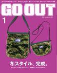 GO OUT 2020年1月号 Vol.123