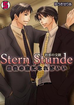 Stern Stunde-刹那の交歓~最後の恋になればいい~(5)-電子書籍