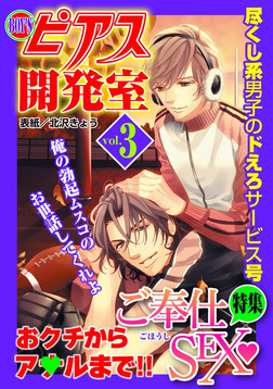 BOY'Sピアス開発室vol.3-電子書籍