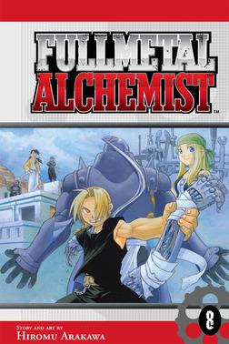 Fullmetal Alchemist, Vol. 8-電子書籍
