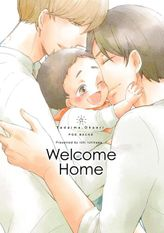 Welcome Home (Yaoi Manga), Volume 1