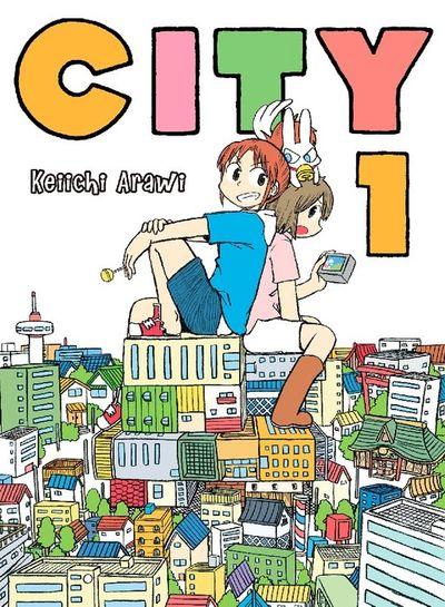 CITY Volume 1