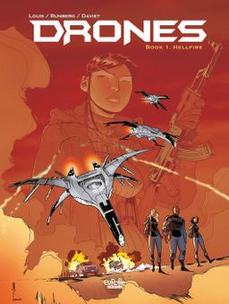 Drones - Volume 1 - Hellfire