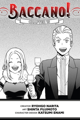Baccano!, Chapter 15